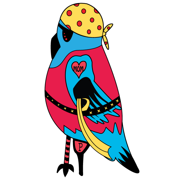 Pirate-Bird